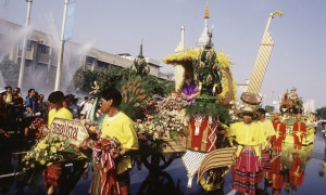 Bangkok Songkran Festival 2020