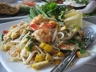 Pad Thai - Creative Commons by Terence Ong
