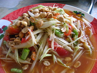 Som Tam - Creative Commons by Dragfyre