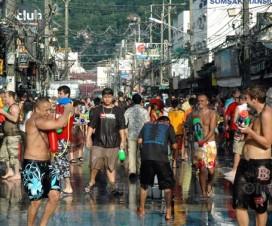 Songkran Phuket 2020