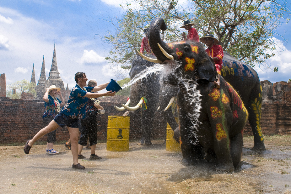 Songkran Review – Enjoy to Thailand Water Festival 2020