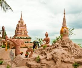 Pattaya Songkran Festival 2020