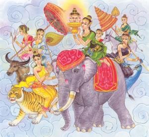 Songkran History